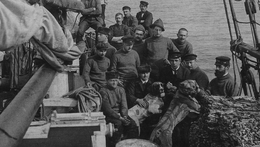 Abenteurer: Harakiri im Polarmeer
