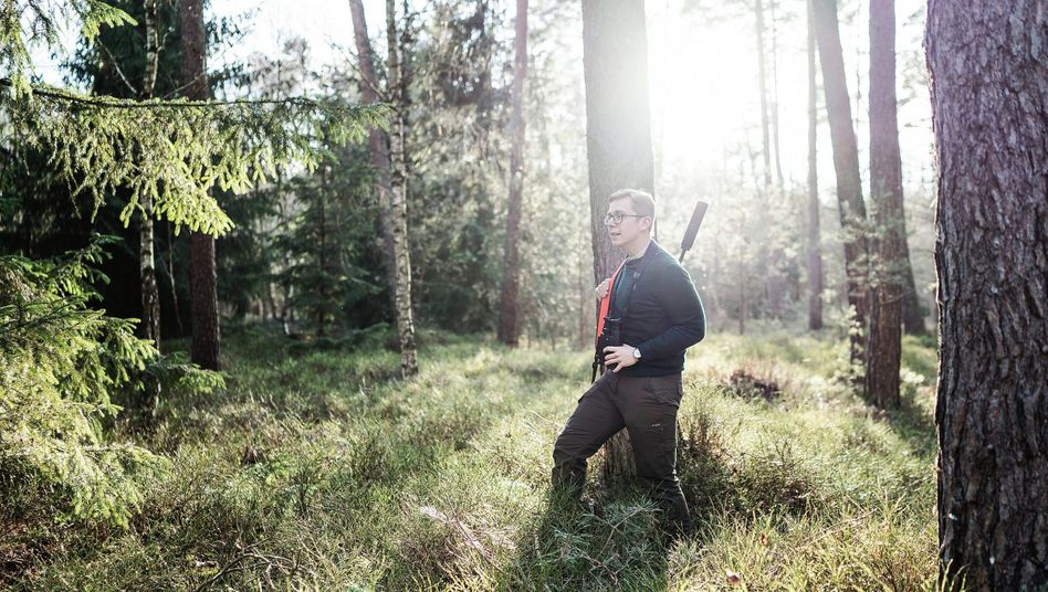 """Jäger Amthor:""""Schweiß ist der Begriff für Blut"""""""