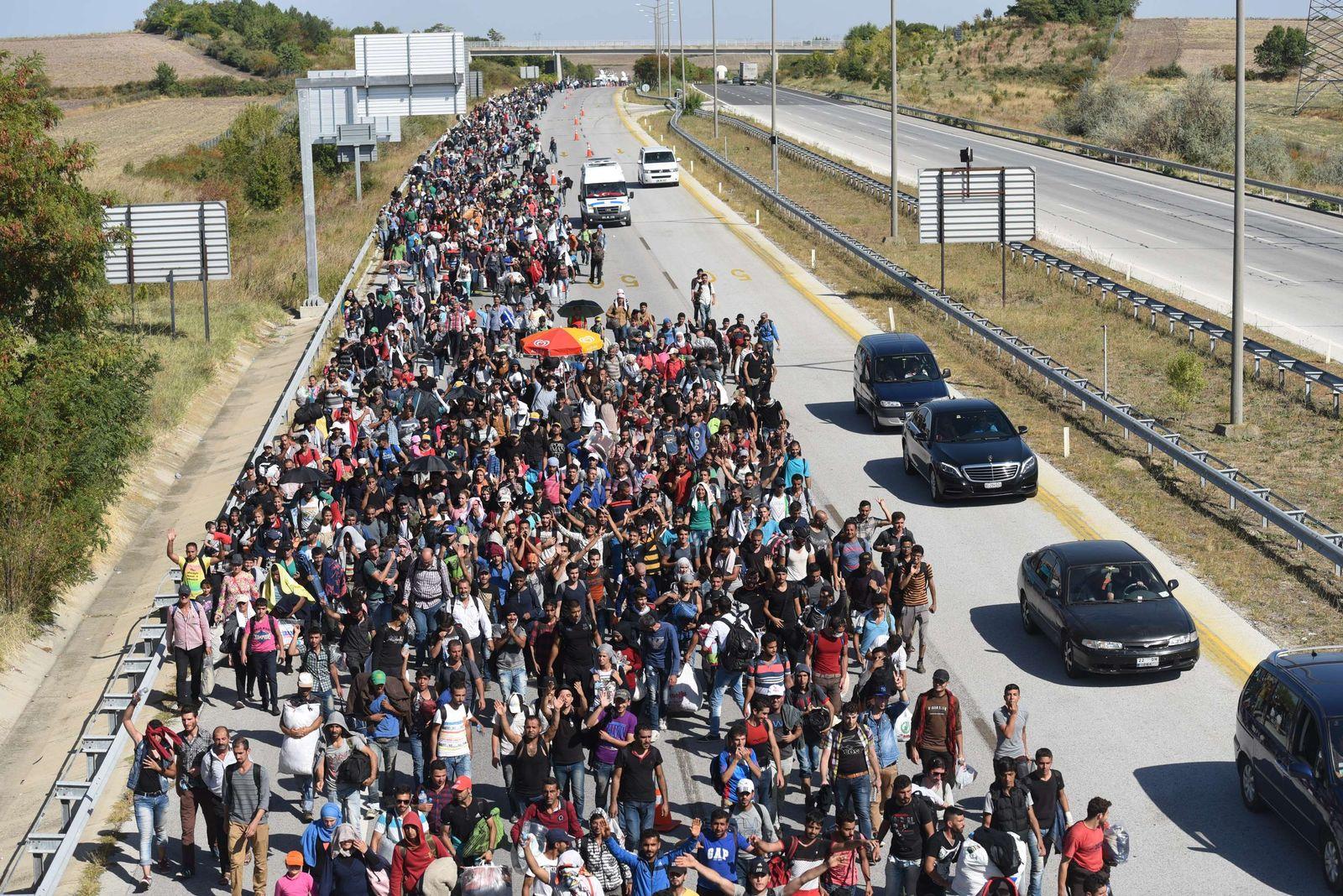 Europäischer Gerichtshof/ Flüchtlinge