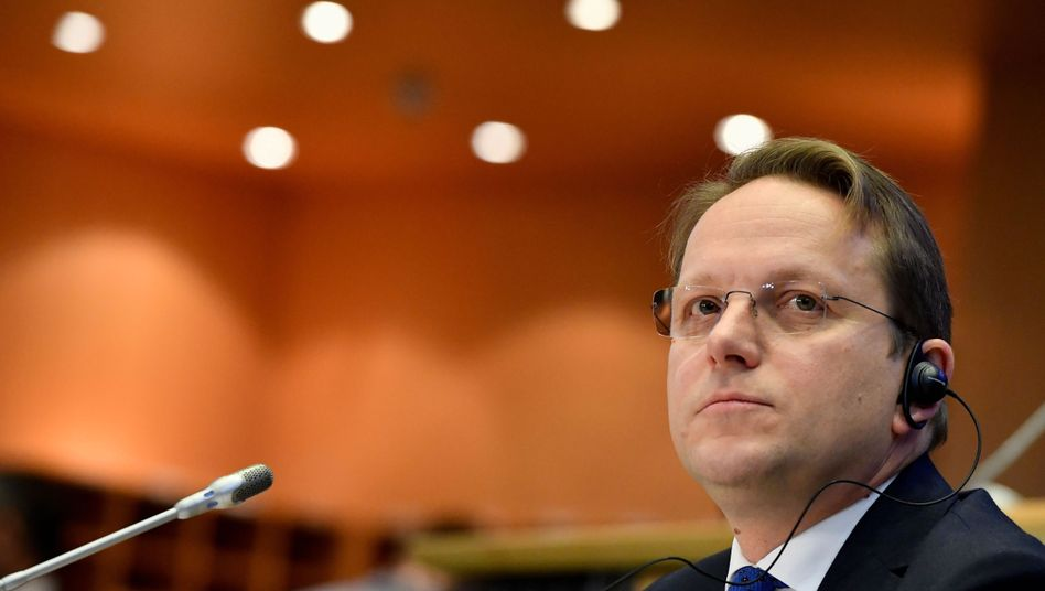 Olivér Várhelyi: Ungarns Kommissionskandidat muss nachsitzen