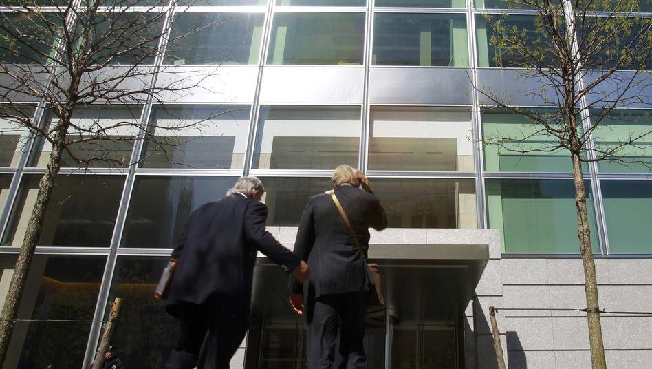 Zentrale von Goldman Sachs: Gewinn von 3,3 Milliarden Dollar