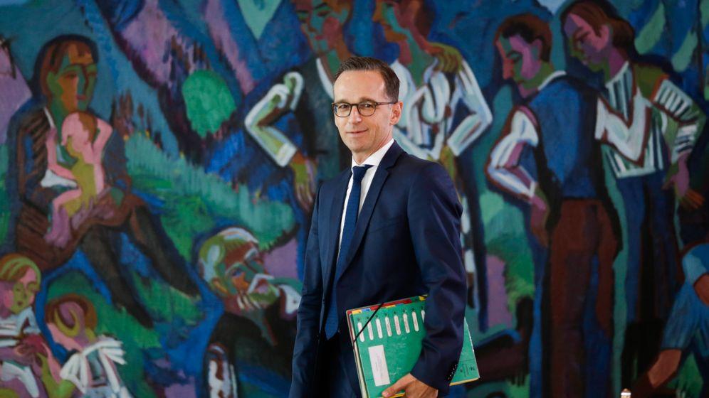 SPD-Justizminister Maas: Mal wieder ein Saarländer