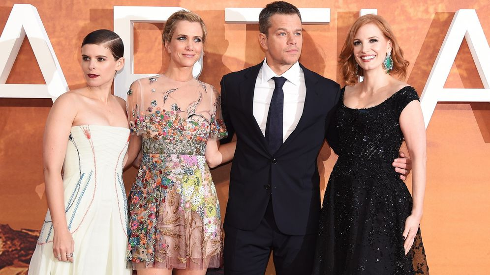Spendenaufruf für Matt Damon: Bringt unseren Star vom Mars heim