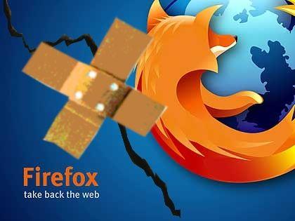 Firefox: Auch der Liebling der Tech-Gemeinde ist nicht immun gegen Lecks. Sie werden nur schneller geflickt als bei manchem kommerziellen Konkurrenten
