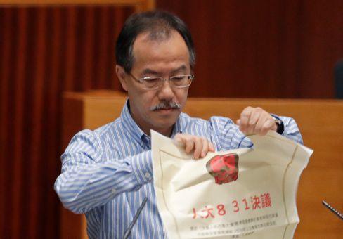 """Fernando Cheung: """"Ich war verblüfft, aber nicht abgestoßen von ihrem Vandalismus."""""""