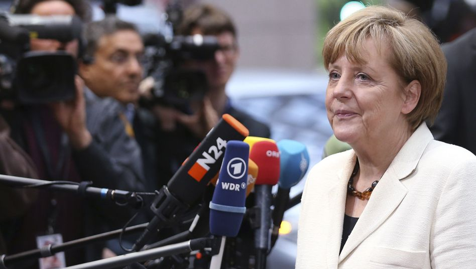 Kanzlerin Merkel: Die Wähler Europas werden ignoriert
