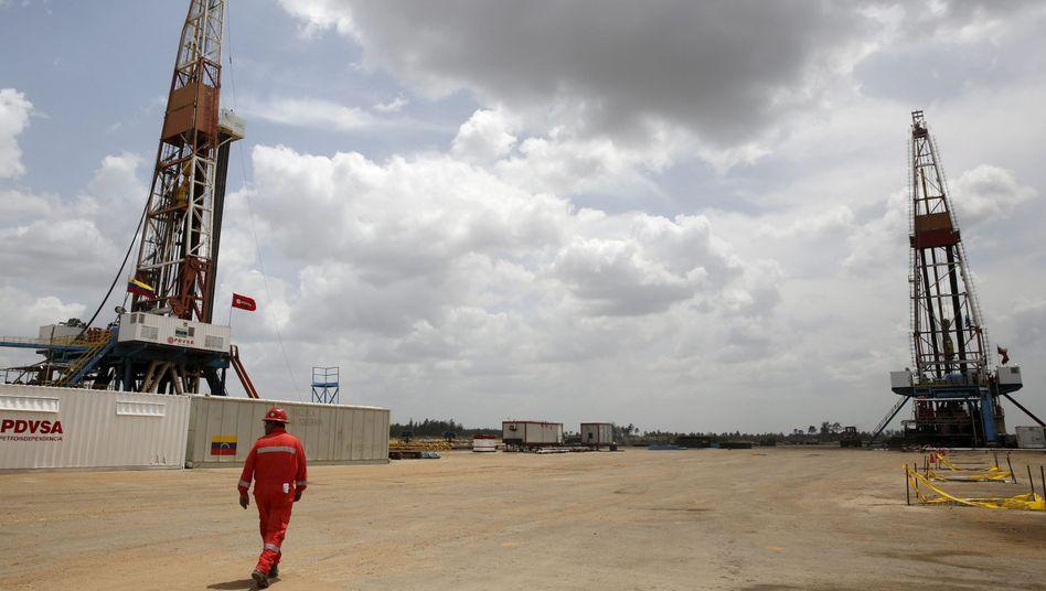 Ölförderung in Venezuela: Fünf Milliarden Dollar zur Finanzierung der Entwicklung
