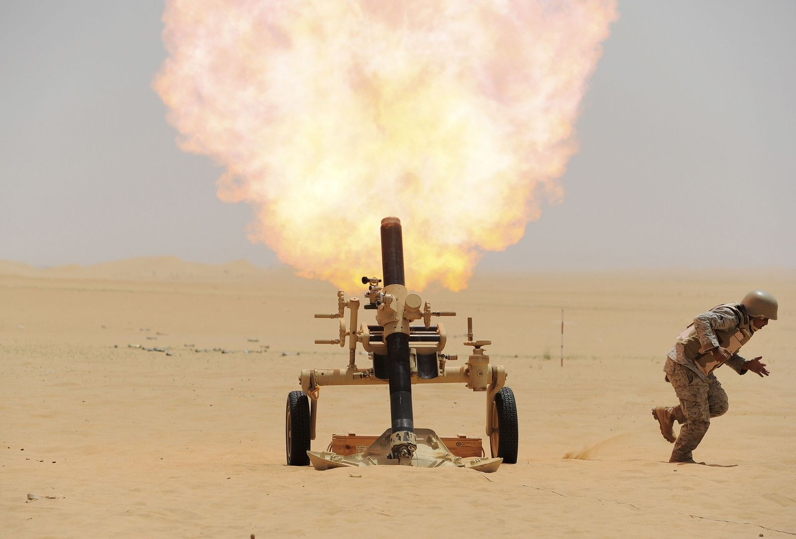 Jemen/ Waffen-Embargo