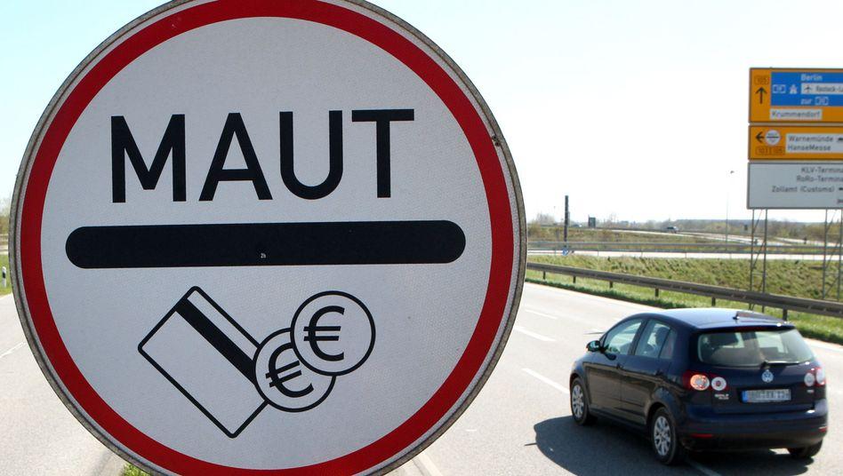 Mautpflichtige Straße: Kommt bald die Autobahn-Abgabe?