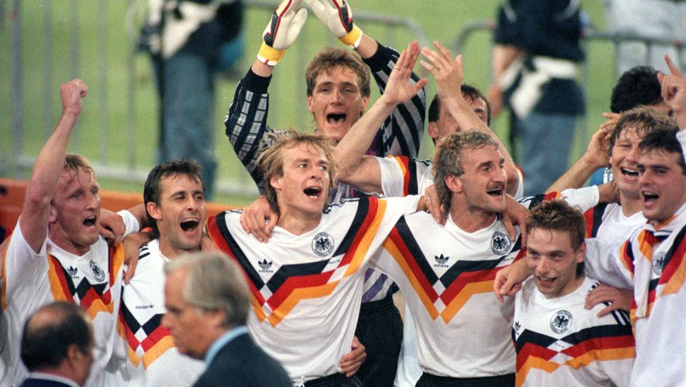 WM-Finale 1990: Die Nacht von Rom