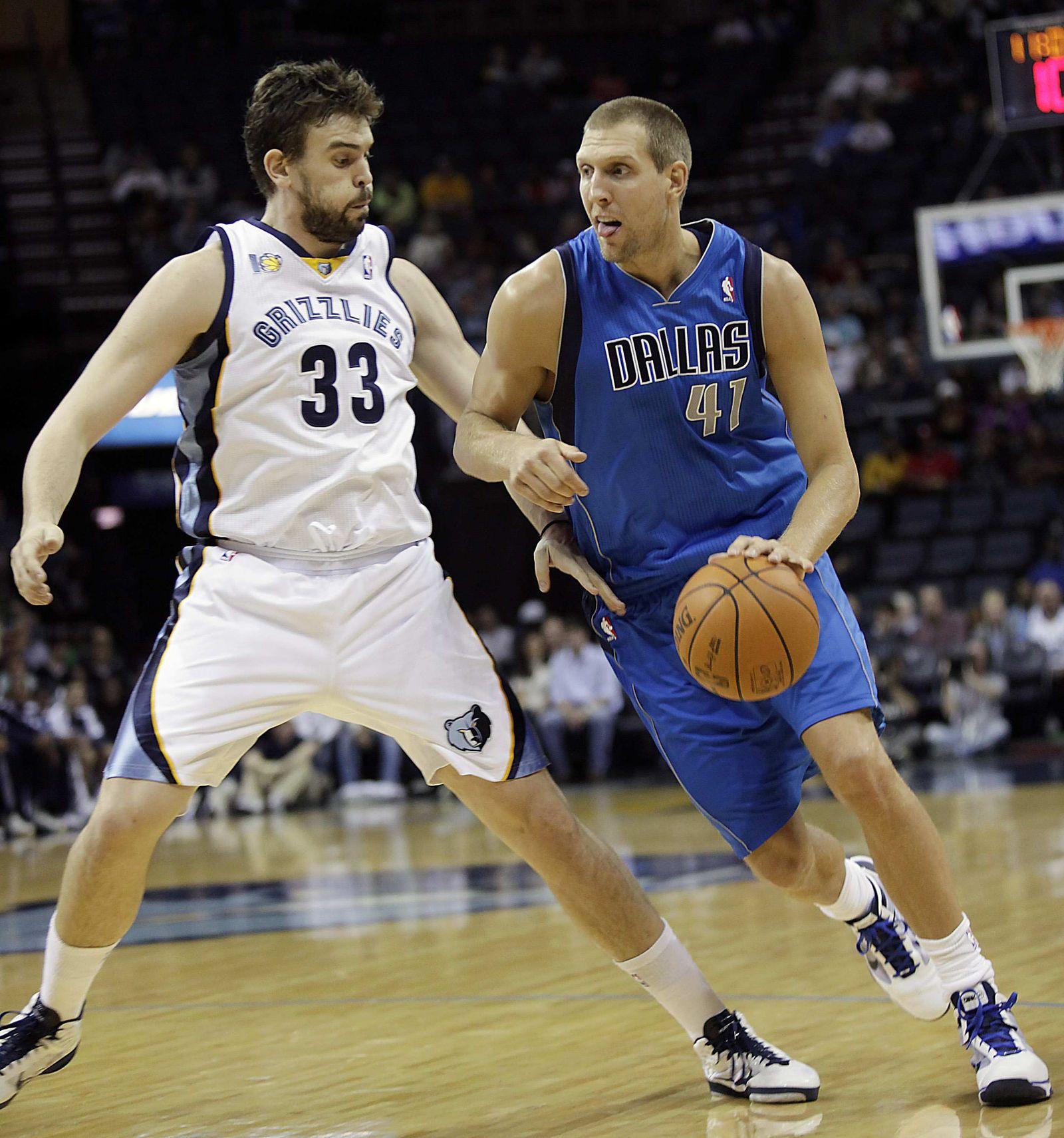 NBA/Dirk Nowitzki