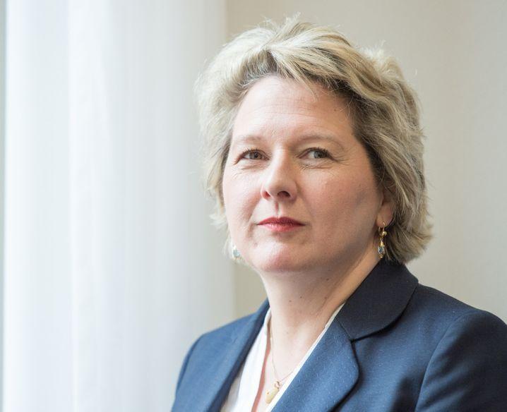 SPD-Ministerin Svenja Schulze