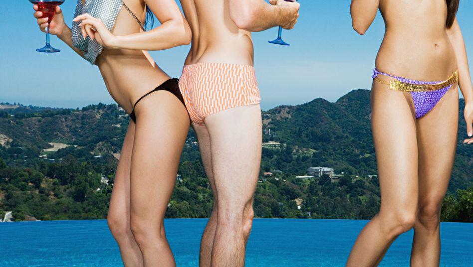 Schön haarlos: Die Bikinizone ist empfindlich, schnell entstehen Entzündungen