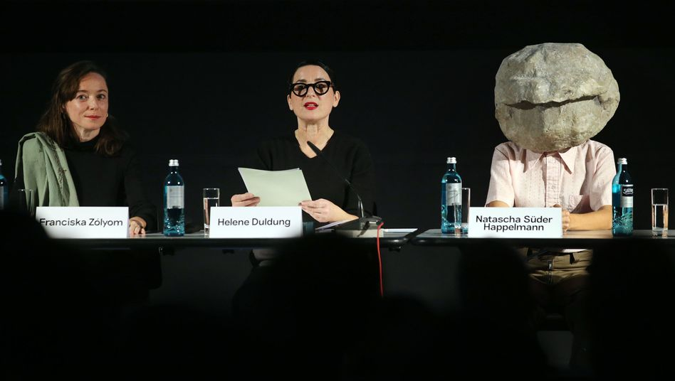 Kuratorin, Sprecherin, Künstlerin: Team des deutschen Pavillons