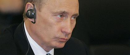 "Russlands Präsident Putin: ""Direkte Bedrohung unseres Landes"""