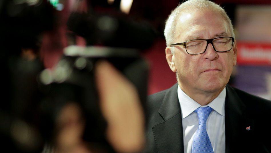 DOSB-Vorstandschef Vesper: Thema auf lange Sicht erledigt