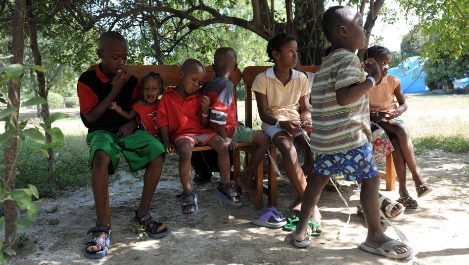 SOS Kinderdorf in Haiti: Vorläufige Heimat der mutmaßlich verschleppten Kinder