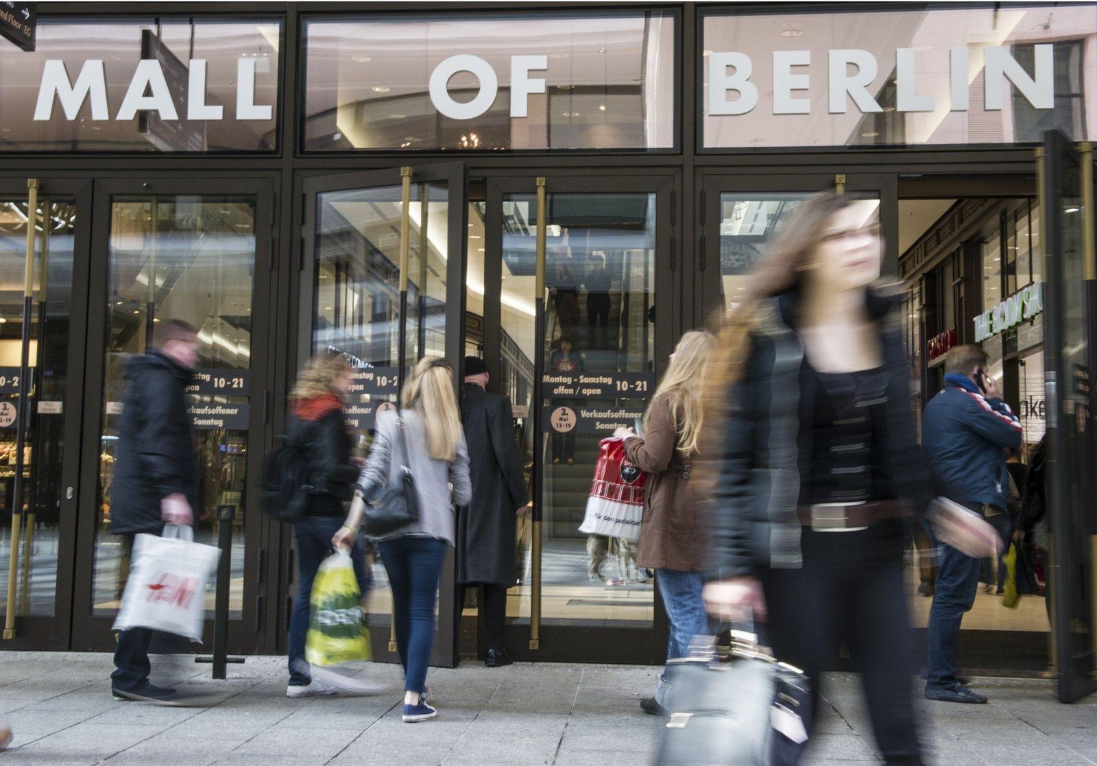 """Arbeitsgericht erörtert ausstehende Löhne von """"Mall of Berlin"""""""
