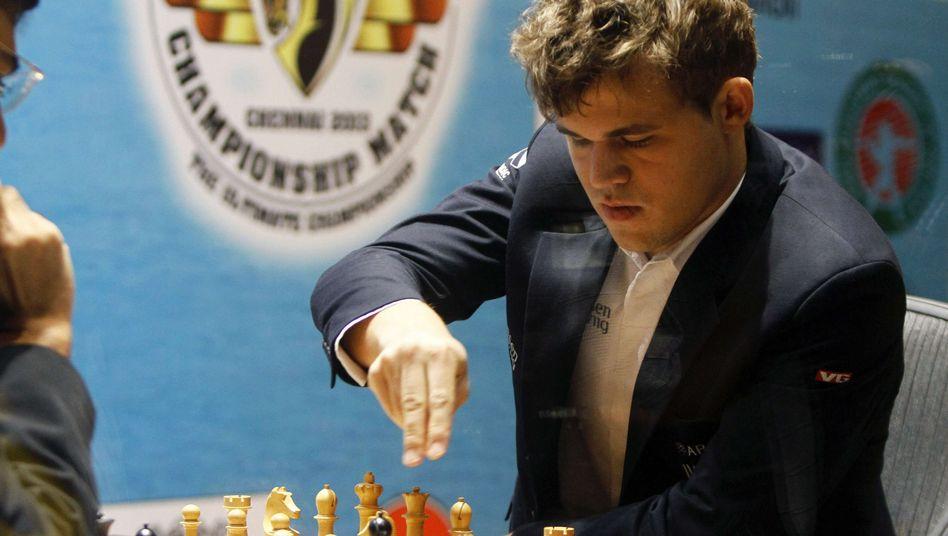 Schach-Weltmeister Carlsen: Ab Donnerstag in Zürich zu bewundern