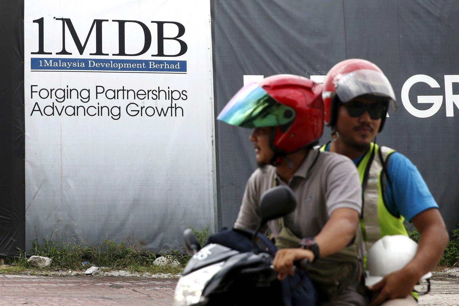 Goldman Sachs/ 1MDB/ Malaysia