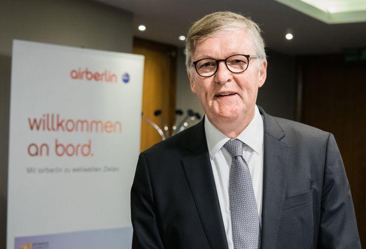Air-Berlin-Chef Thomas Winkelmann