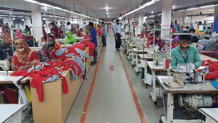 Textilindustrie in Bangladesch: Fünf Jahre nach dem Rana-Plaza-Unglück
