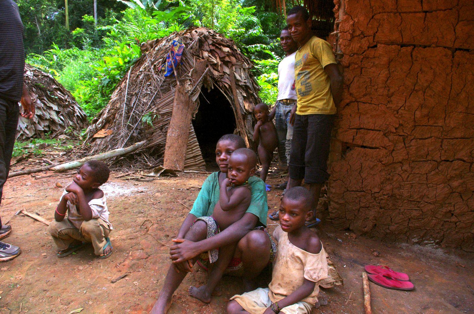 Kameruns Waldmenschen