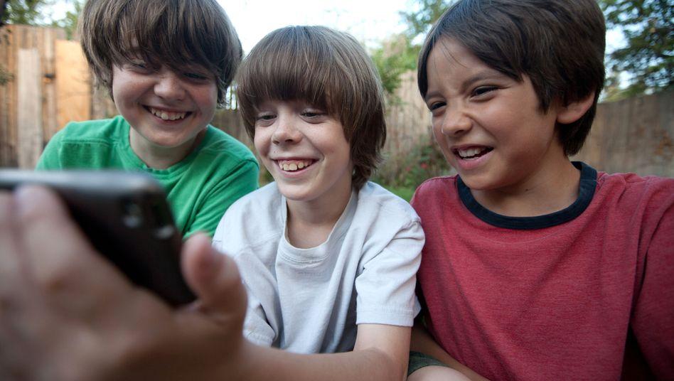 """Kinder beim Video-Gucken: """"Die Kinder sehen so sehr viel Werbung"""""""