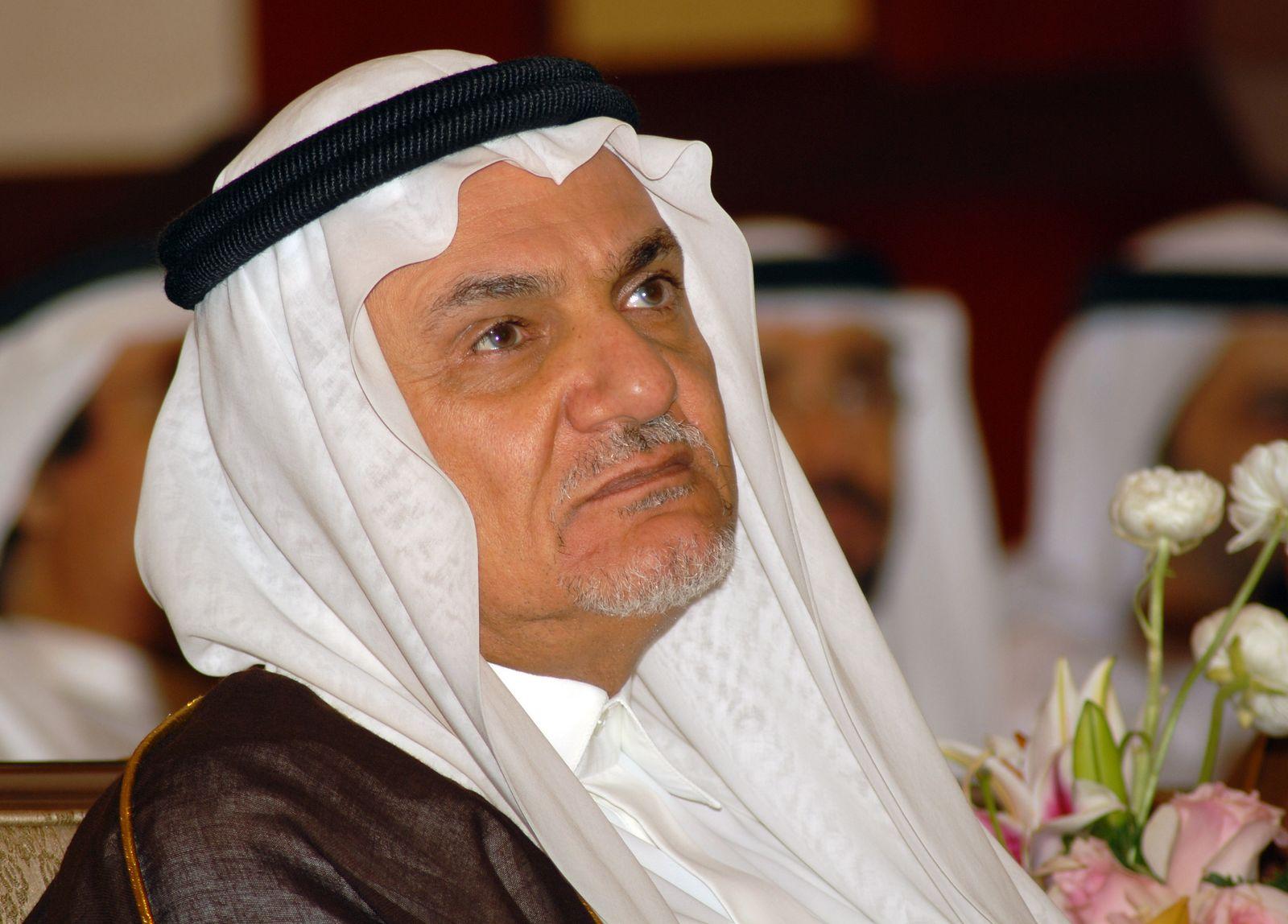 Prinz Turki Al Faisal Bin Abdulaziz Al Saud