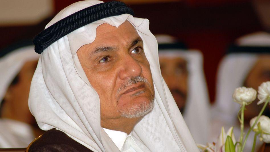 """Prinz Turki Al Faisal: """"Israel sollte an ein Eingreifen nicht einmal denken"""""""