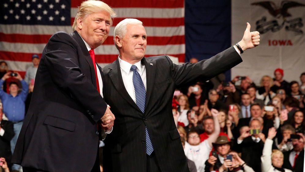 Mike Pence: Amerikas Nummer zwei