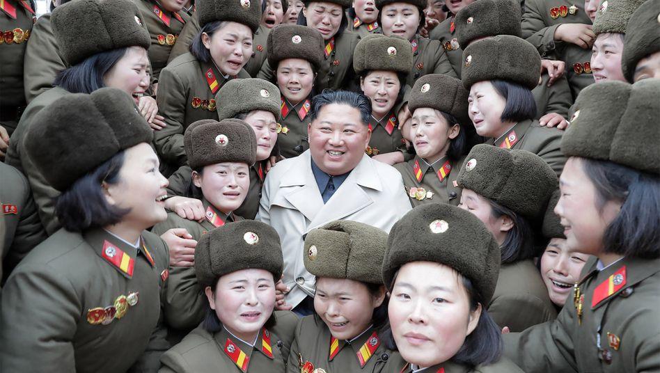 Er ist wieder da: Kim Jong Un, Nordkoreas Diktator