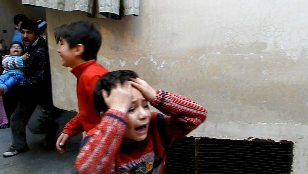 Aufstand gegen Assad: Gewalt in Syrien