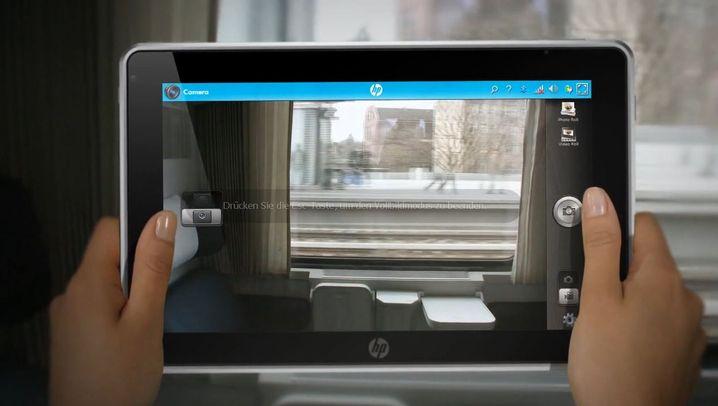 Konkurrenz für das iPad: Tablet-Rechner von Nokia, HP & Co.