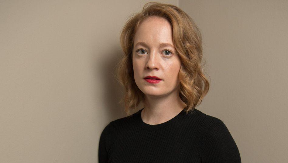 """Die Schauspielerin Leonie Benesch bei einem Interviewtermin im November: """"Inzwischen gibt es ein neues Frauenbild"""""""