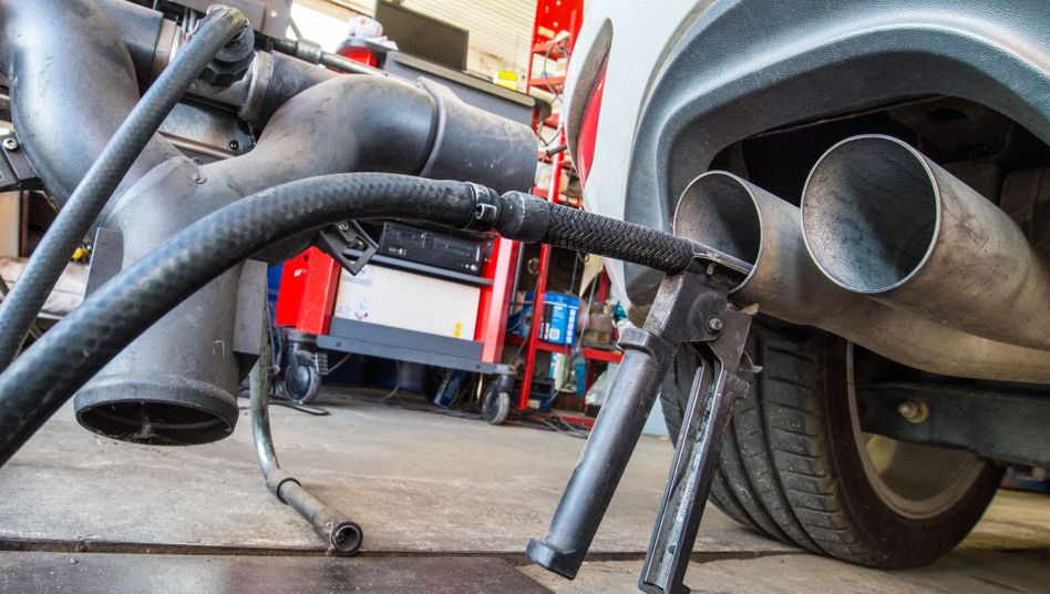 Abgasuntersuchung: Das KBA prüft nun auch andere Fahrzeuge