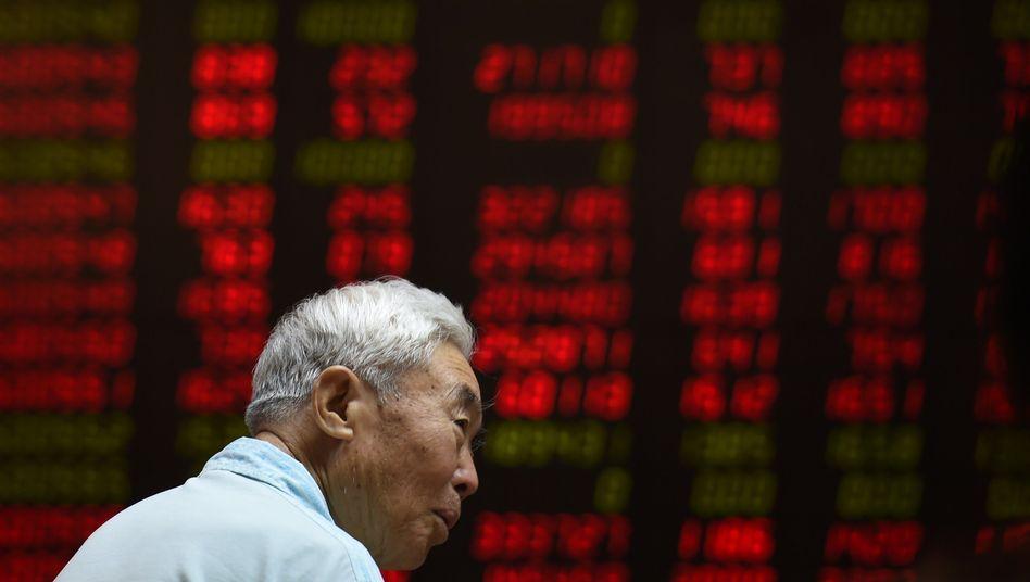 Investor in Peking: Die drastischen Maßnahmen der Regierung zeigen Wirkung