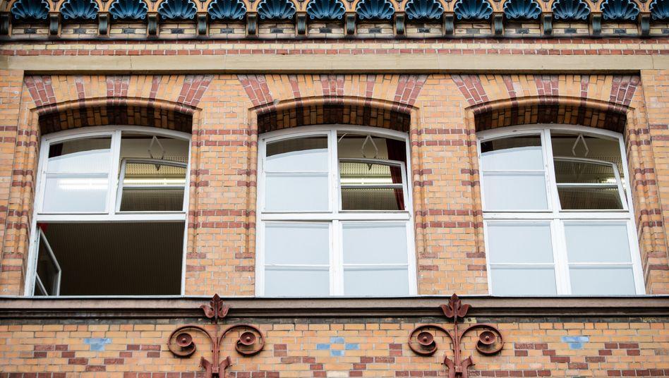 Fenster auf zum Stoßlüften: Grundschule in Stuttgart