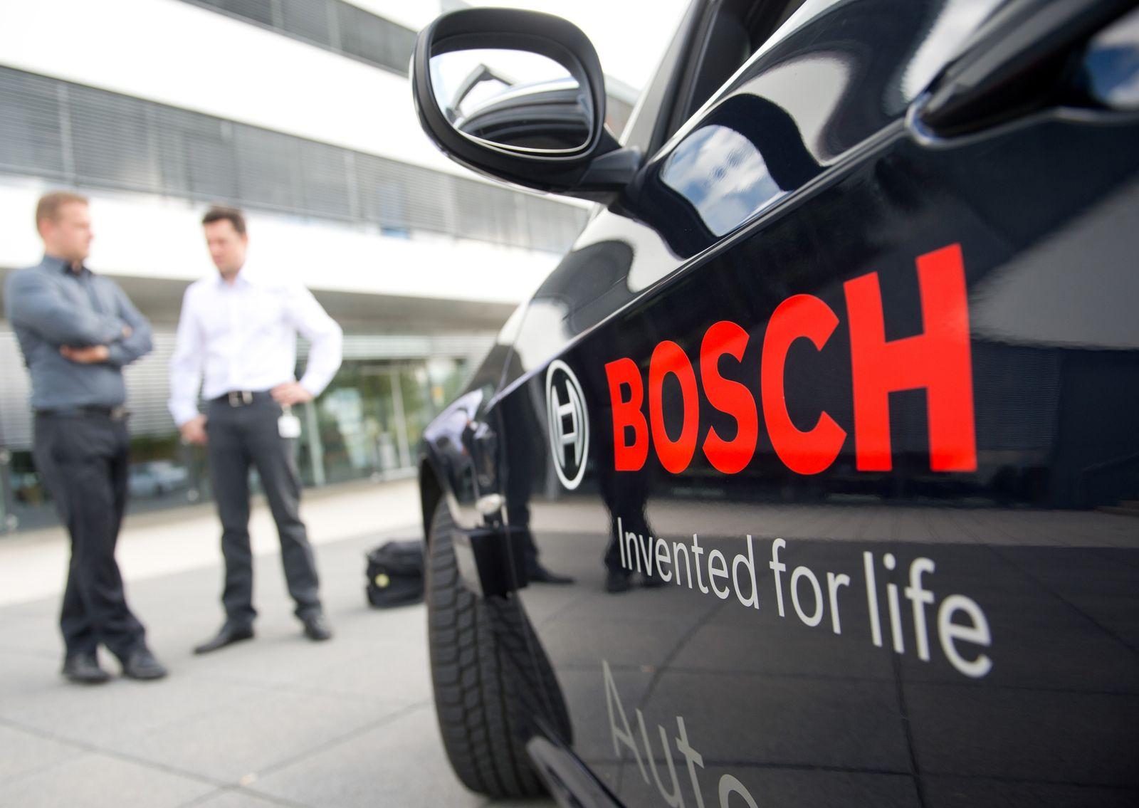Zulieferer / Top 10 / Bosch