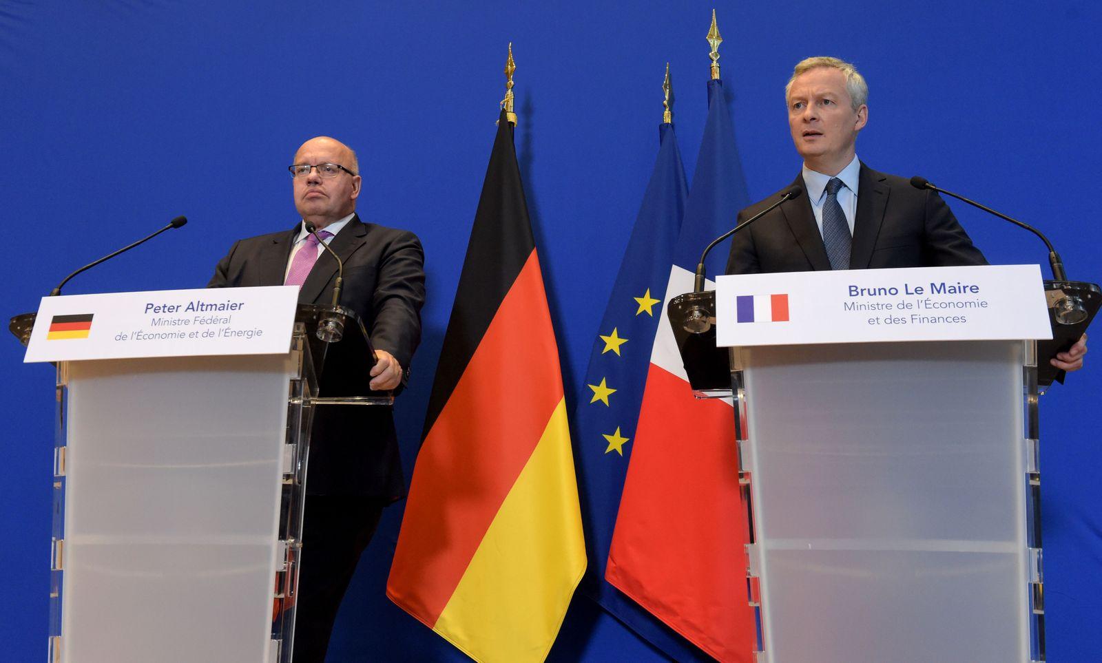 FRANCE-GERMANY-POLITICS-ECONOMY