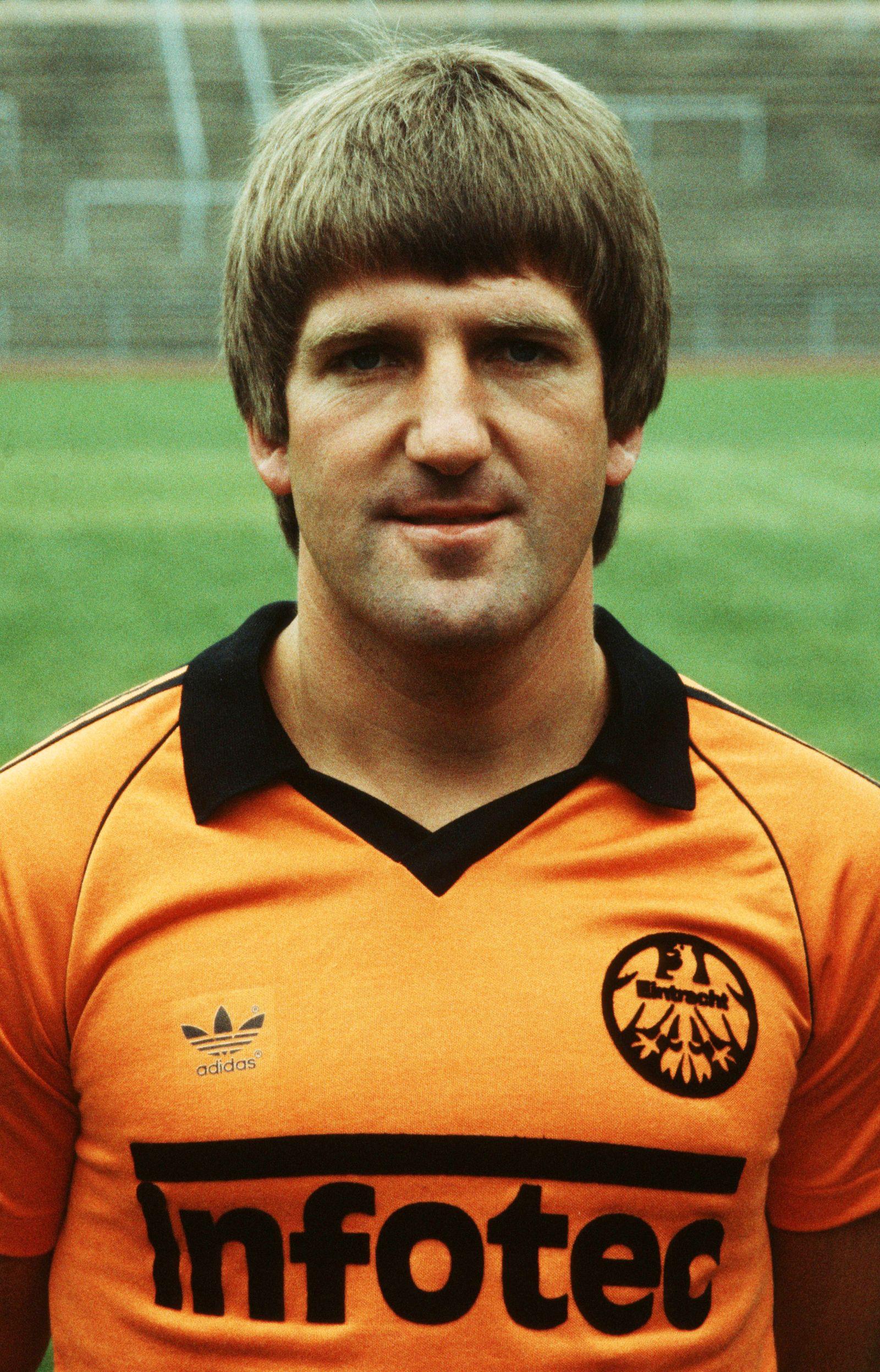 Bernd Nickel / Eintracht Frankfurt