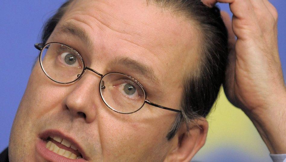 Schwedens Finanzminister Anders Borg: Streit um Finanzzusagen für Entwicklungsländer