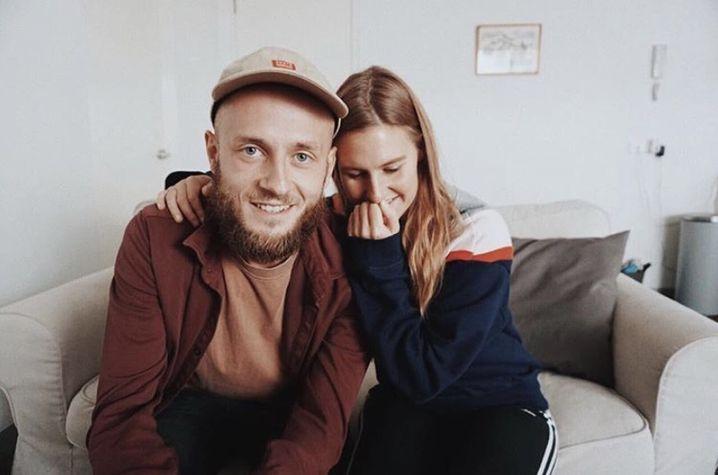 Lisa Kraft und Maximilian Gierlinger: Erst traurig, dann ausgelassen