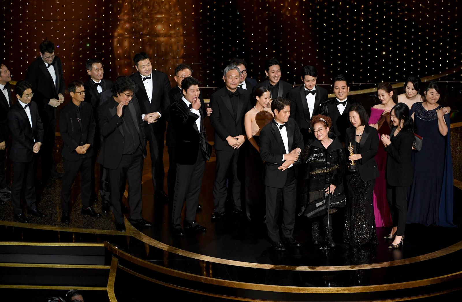 92nd Annual Academy Awards - Show
