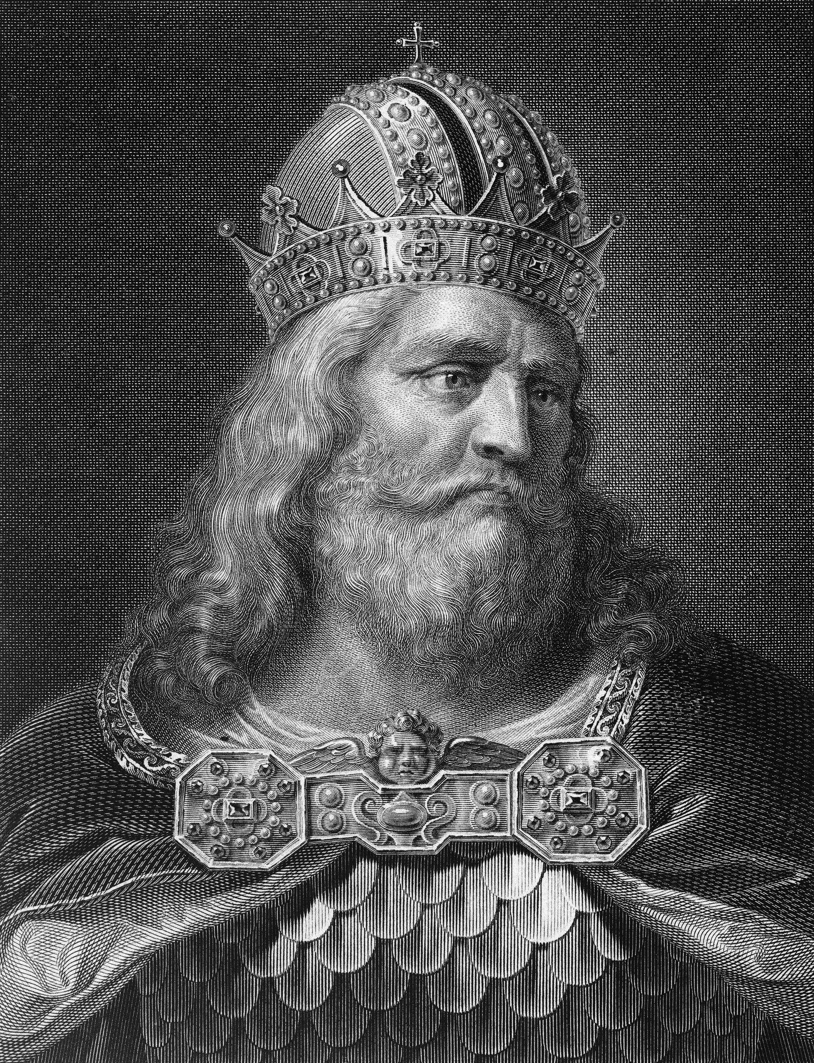 Charlemagne / Karl der Große