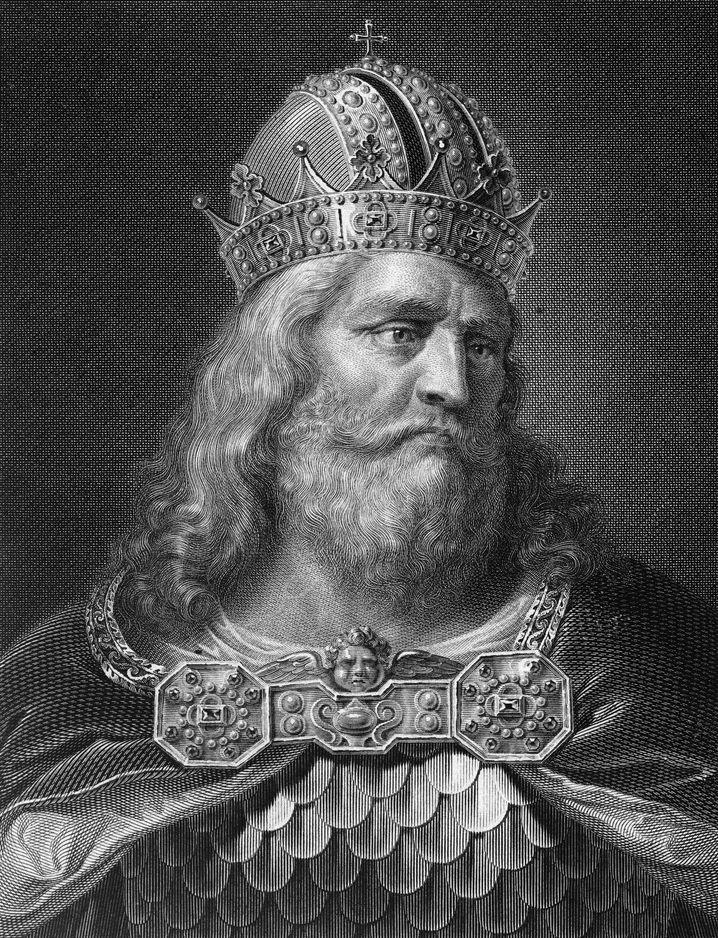 Verabscheute betrunkene Menschen: König Karl