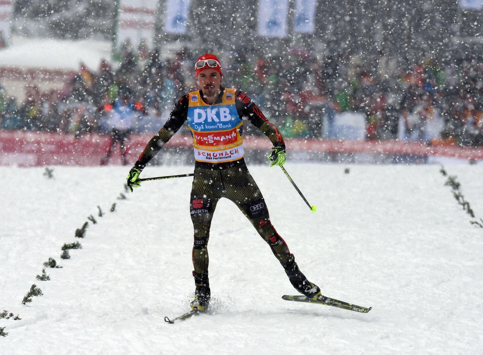 Weltcup Nordische Kombination in Schonach