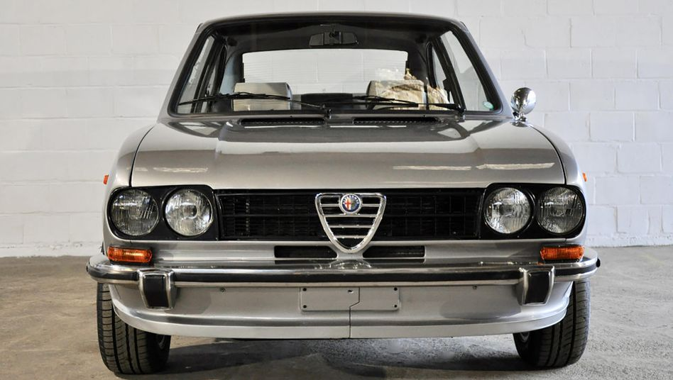 Ungeliebter Klassiker: Alfa Romeo Alfasud