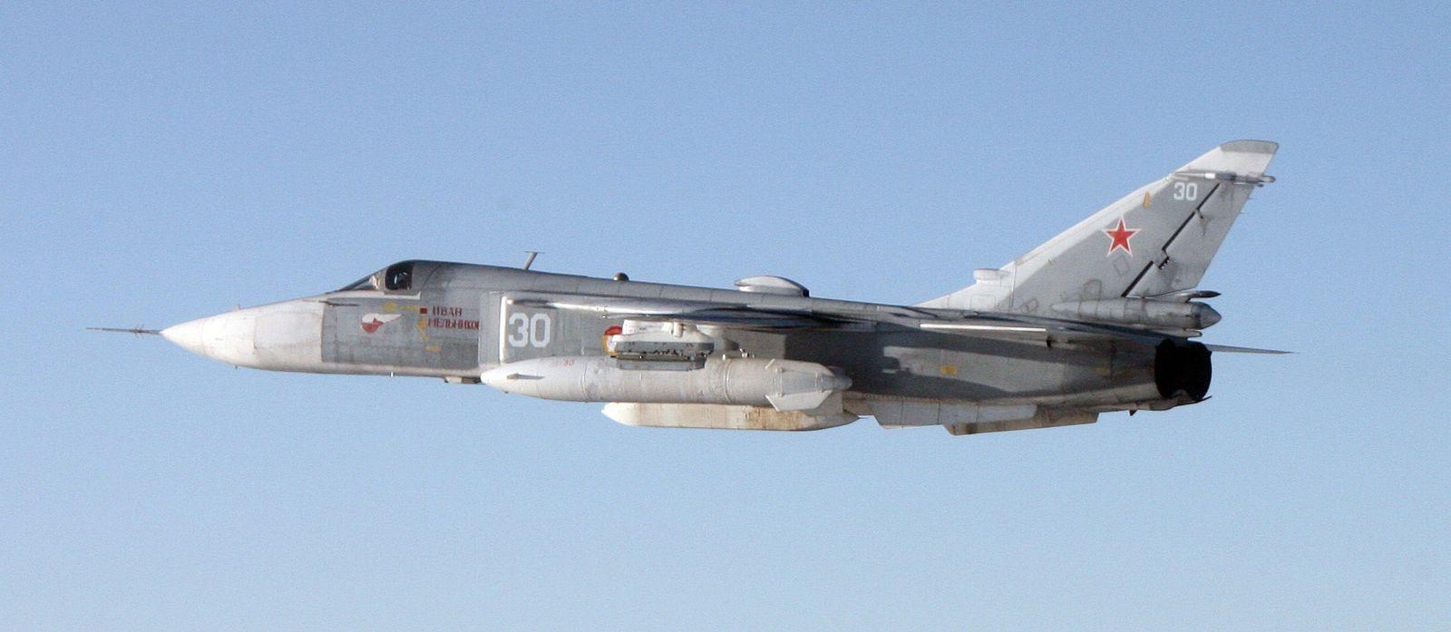 Russland / SU-24