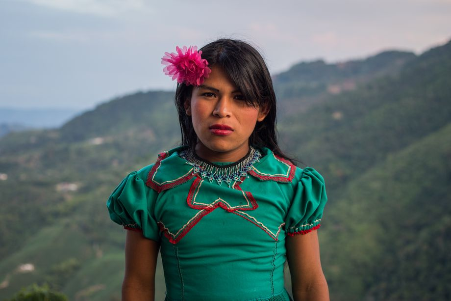 Die 17-jährige Angelica hat ihr Heimatdorf vor einigen Jahren verlassen - von klein auf fühlte sie sich als Junge nicht wohl